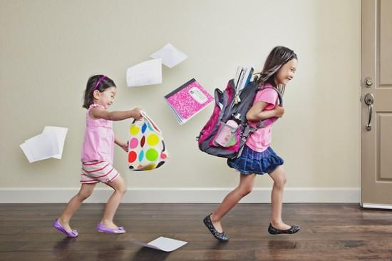 Jason Lee - Kids going to school